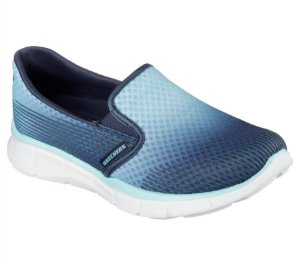 Sapatilha Esportiva Skechers Equalizer Space Out Azul- 12184-Lbnv
