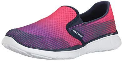 Sapatilha Esportiva Skechers Equalizer Space Out Rosa - 12184-Pknv