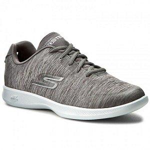 Tenis Esportivo Skechers Go Step Lite Cinza - 14492-Gry