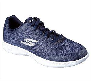 Tenis Esportivo Skechers Go Step Lite Azul Marinho - 14492-Nvw