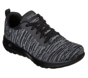 Tenis Skechers Go Walk Joy Rapture Preto - 15603-Bkgy