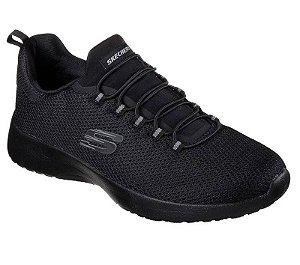 Tenis Esportivo Skechers Dynamight Preto - 58360-Bbk