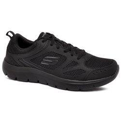 Tenis Esportivo Skechers Summits South Rim Preto - T-52812-Bbk