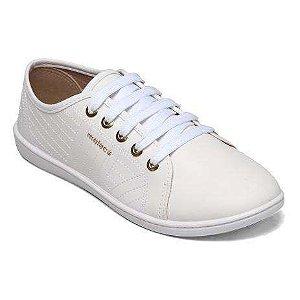 Tenis Casual Moleca Branco - 5605234-Bco
