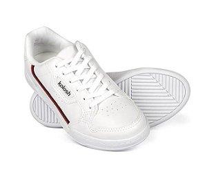 Tenis Casual Kolosh  Feminino Branco Branca - C1662-Bco