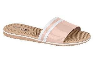 slide beira rio rosa e branco - 8395103-rs