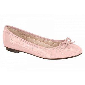 sapatilha comum moleca verniz rosa - 50271111-vzrosa
