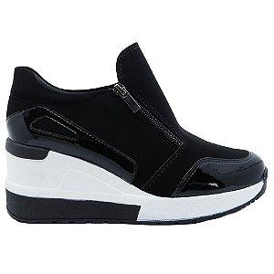 Tenis Skneaker Quiz Salto Alto