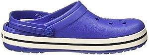 Sandalia Crocs Crocband Clog Cerulean Blue Oyster