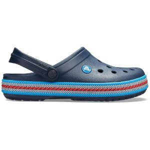 Sandalia Crocs Crocband Sport Cord Clog Navy