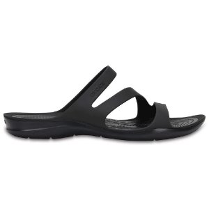 Sandalia Crocs Swftwater Sandal Black
