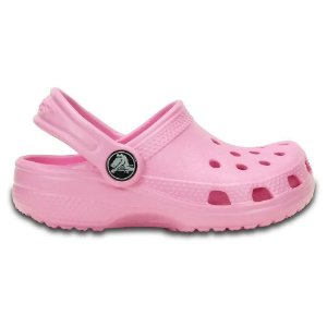 Clog Crocs Infantil Classic Carnation