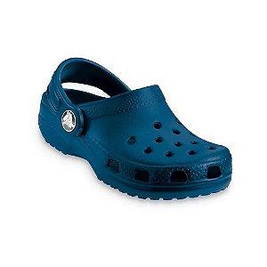 Clog Crocs Infantil Classic Navy