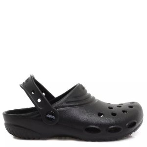 Clog Jibbits By Crocs Burke Black