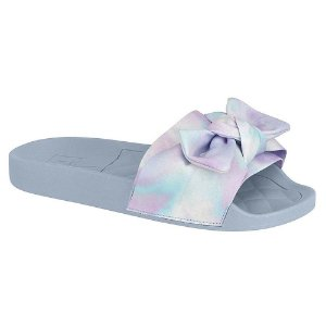 Birken Slide Moleca Flatform Tie Dye
