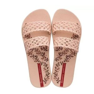 Chinelo Ipanema Renda Print Slide