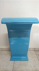 Cascata Naja - azul piscina - frete grátis para RS, SC, PR e SP