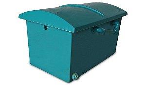 Caixa separadora água -óleo
