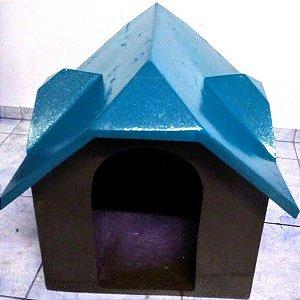 Casinha para cachorro em fibra de vidro tamanho M