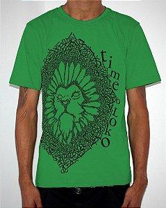 Camiseta Verde Leão Time