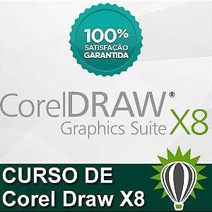 Curso Prático de Corel Draw X8
