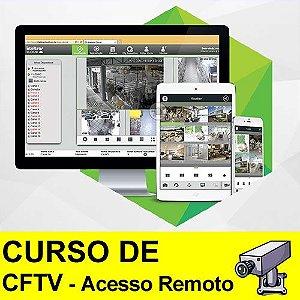 Curso de CFTV - Acesso Remoto