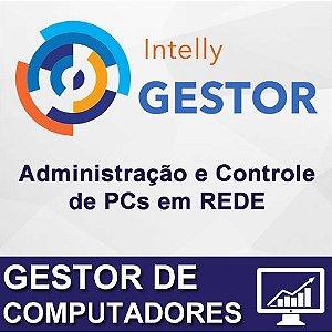 Intelly Gestor - Para computadores em Rede
