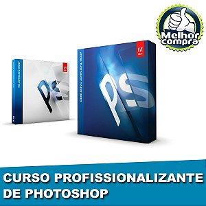 Curso Profissionalizante Photoshop do zero!