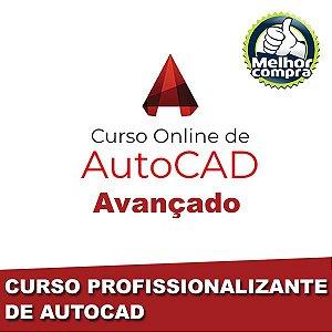 Curso AVANÇADO de AutoCAD