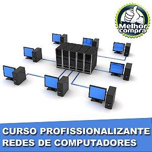 Curso Profissional de Redes de Computadores - AVANÇADO