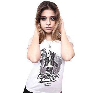 Camiseta Crazy Gun