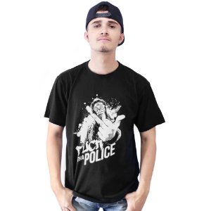 Camiseta Fuck Tha Police