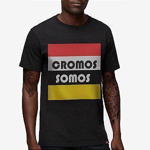 Camiseta Cromos Somos
