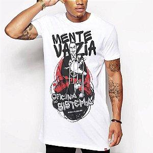 Camiseta Mente Vazia