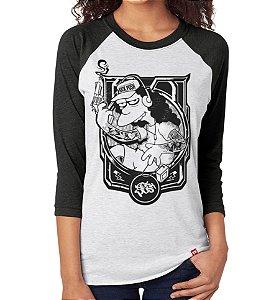 Camiseta Raglan Otto Woman