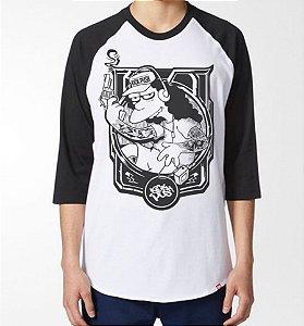Camiseta Raglan Otto Man