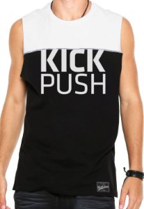 Regata Masculina Kick Push