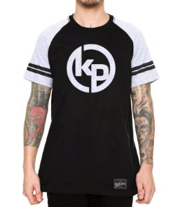 Camiseta KP Preta