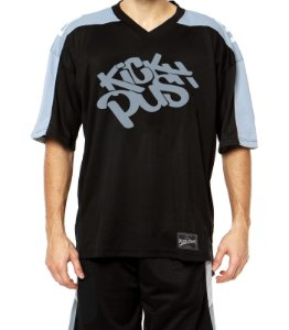Camiseta Kick Push Preta
