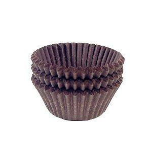 Formas para Cupcake Marrom n.º 0 – Solta Fácil - Apartir de R$ 0,075 Unitário