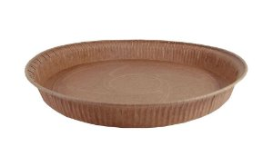 Formas Forneáveis p/ Torta Tam. 220x25- G – Pie – 30UN - R$ 2,97 Unitário
