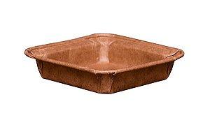 Forma forneável para Torta/Brownie Tam. P – 50UN - R$ 0,39 Unitário