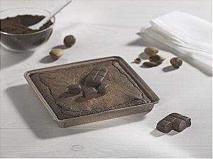 Forma forneável para Torta/Brownie Tam. G – 10UN - R$ 1,73 Unitário