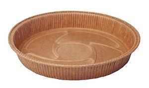Formas forneáveis para torta Tam. 180x30 – Pie – 10UN - R$ 2,29 unitário