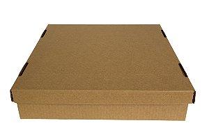Caixa nº2 - 35 x 35 x 7 -  Kraft