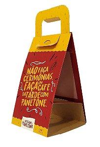 Bag para Panetone 100 Grs - R$ 1,68 a unidade
