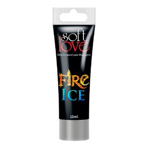 FIRE ICE GEL QUENTE FRIO FORTE 15 ML – SOFT LOVE