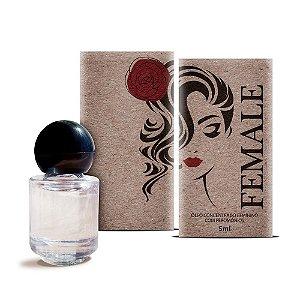 Perfume Female Óleo Concentrado Afrodisíaco 5ml Sexy Fantasy