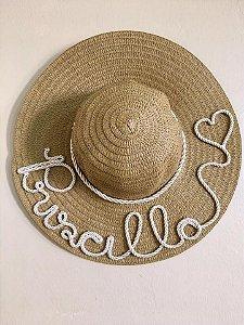 Chapéu Caramelo Personalizado