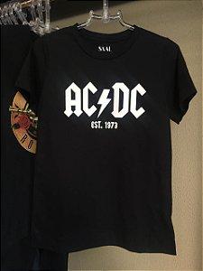 T-Shirt Rock AC DC